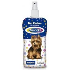 14995 - DEO COLONIA PLAST PET CARE MACHOS 500ML