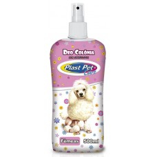 14996 - DEO COLONIA PLAST PET CARE FEMEAS 500ML