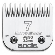 42015 - LAMINA ANDIS 7 ULTRAEDGE 3.2MM