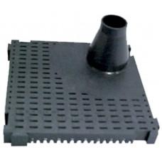 903 - PLACA C/ REDUTOR 14X14  AQUARIUM SYSTEM