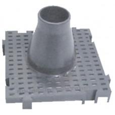 902 - PLACA C/ REDUTOR 9X9  AQUARIUM SYSTEM