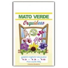 33514 - ORQUIDEAS 13-13-15 500G MATO VERDE