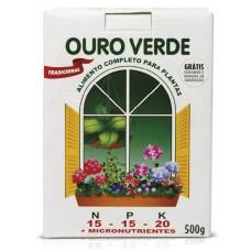 13223 - SEMPRE VERDE ADUBO 15-15-20 500G