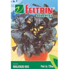 2470 - SEMENTE FELTRIM MANJERICAO ROXO C/20