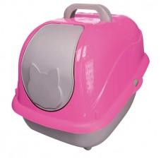 20015 - SANITARIO WC CAT BOX POP ROSA