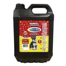 14981 - SHAMPOO PLAST PET CARE 2 EM 1 5L