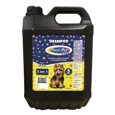 14982 - SHAMPOO PLAST PET CARE 3 EM 1 5L